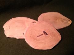 栗の木コースター
